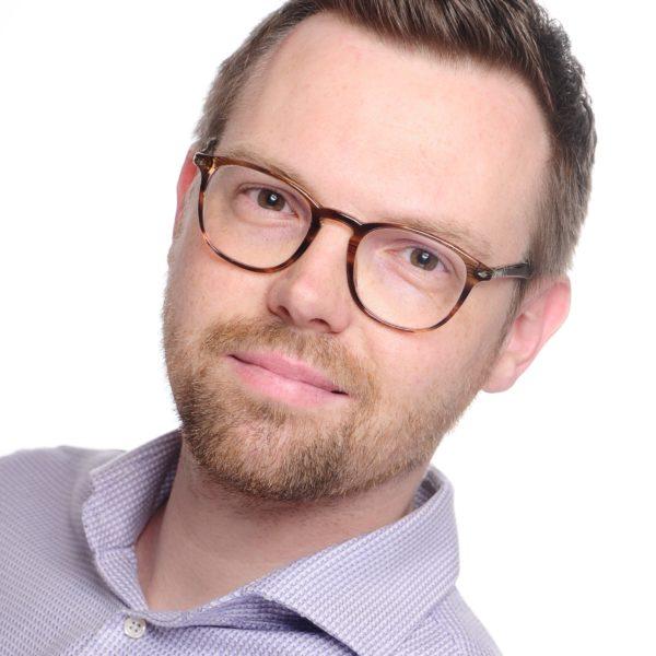 Porträt von Sebastian Krüger